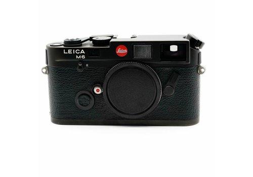 Leica M6 Black Chrome 'Solms Version' (0.72 Viewfinder) x358