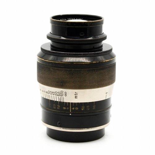 Leica 9cm (90mm) f/4 'Fat Barreled' Elmar