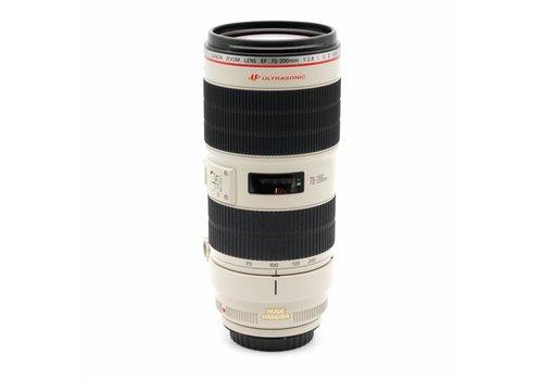 Canon EF 70-200mm f/2.8L MkII