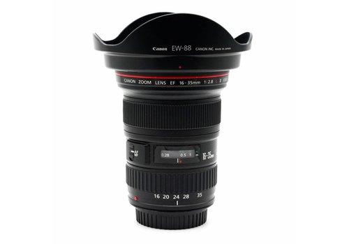 Canon EF 16-35mm f/2.8 L MkII