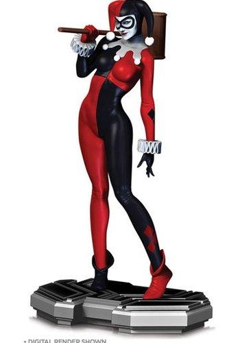 DC Comics Icons Statue Harley Quinn 25 cm
