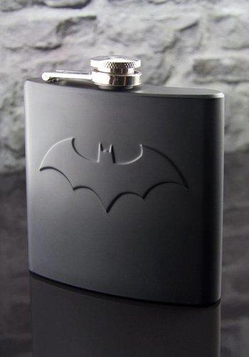 DC Comics: Batman - Hip Flask