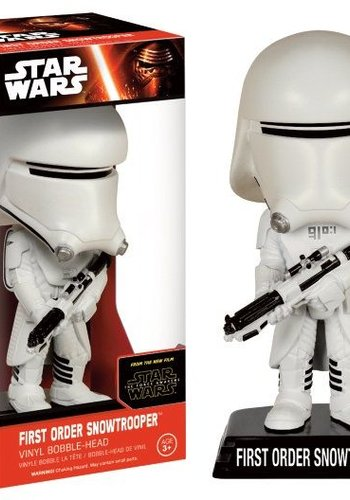 FUNKO Wacky Wobbler Star Wars: The Force Awakens - Snowtrooper