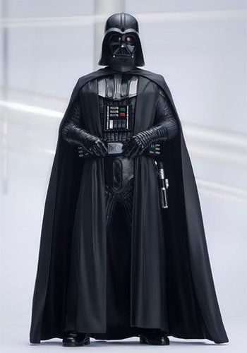 Star Wars A New Hope: Darth Vader Artfx Statue
