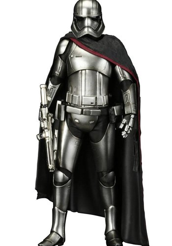 Star Wars The Force Awakens: Captain Phasma 1/10 scale Statue