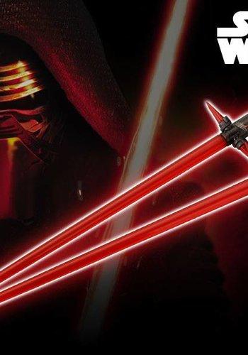 Star Wars The Force Awakens: Kylo Ren Lightsaber Chopsticks
