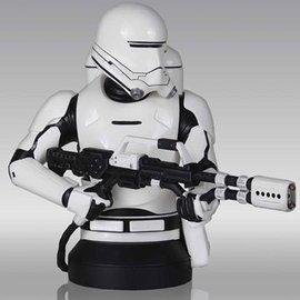 Gentle Giant Star Wars The Force Awakens: First Order Flametrooper mini bust