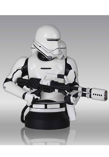 Gentle Giant Star Wars The Force Awakens: First Order Flametrooper mini bust
