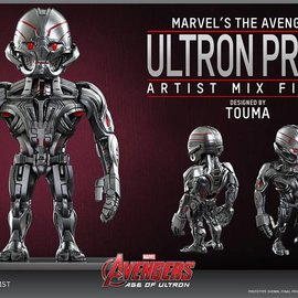 Hottoys Avengers: Age of Ultron - Series 1 - Ultron Prime - Artist Mix