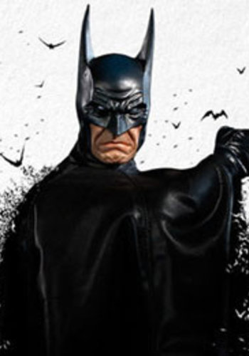 Batman Gotham Knight Action Figure 1/6 Batman 30 cm
