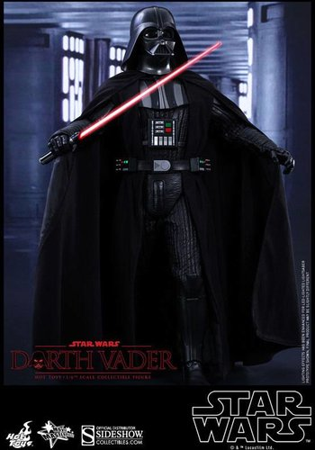 Star Wars Episode IV: A New Hope - Darth Vader 1:6 scale figure