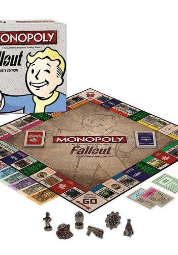 Monopoly: Fallout (Eng)