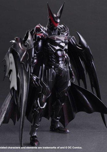 DC Comics: Batman designed by Tetsuya Nomura Variant Play Arts Kai