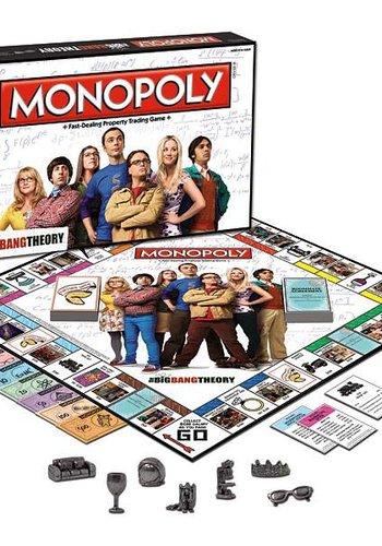 Monopoly: Big Bang Theory (Eng)