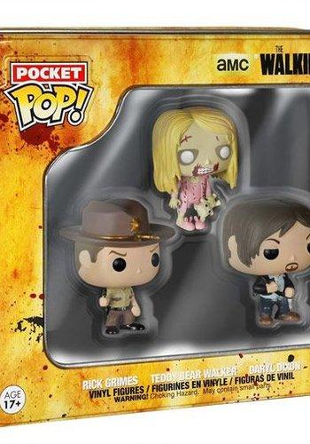 The Walking Dead Funko Pop! vinyl Tin-box