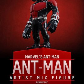Hottoys Ant-Man: Ant-Man - Artist Mix