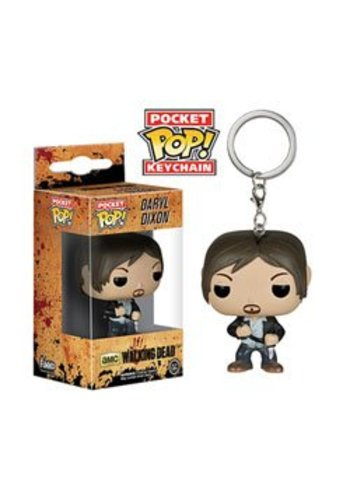 The Walking Dead POP! Vinyl Keychain Daryl Dixon 4 cm