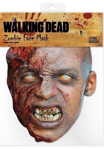 Walking Dead Bleeding Zombie - Masker