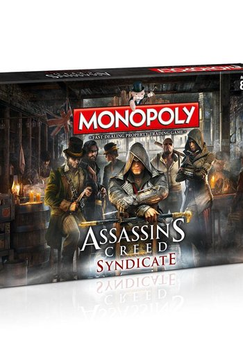 Assassin's Creed Board Game Monopoly *English Version*
