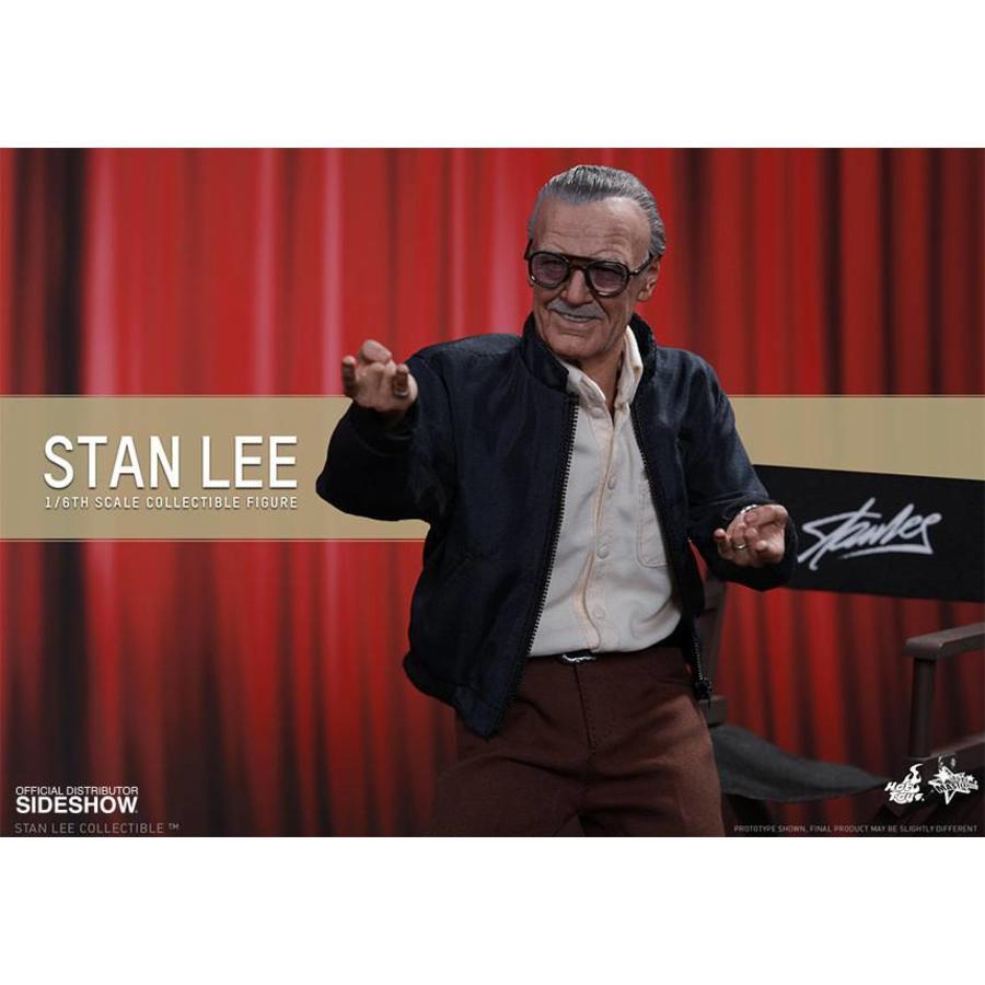 Stan Lee Sixth scale Figure - Movie Masterpiece Series