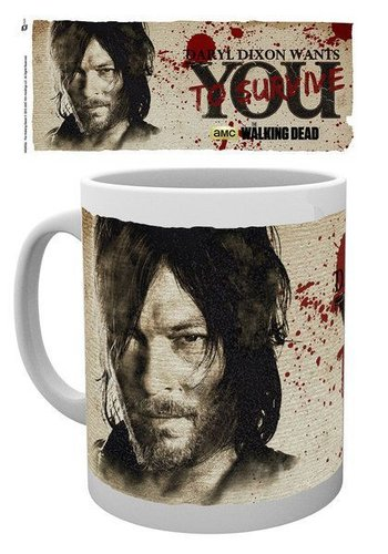 The Walking Dead Daryl Needs You - Mok
