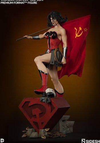 Sideshow Wonder Woman - Red Son Premium Format Figure