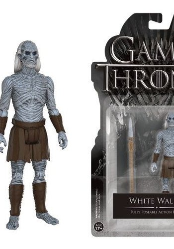 Game Of Thrones: White Walker Action Figure