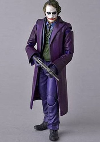 The Dark Knight MAF EX Action Figure Joker PX 15 cm