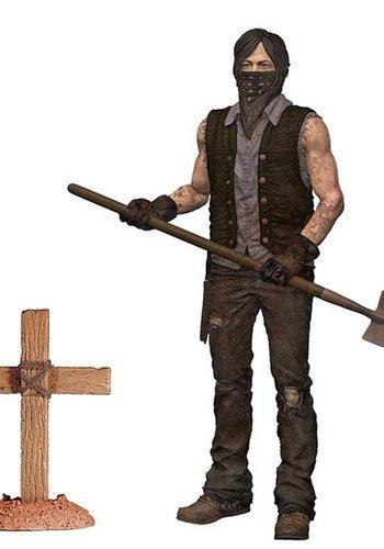 The Walking Dead: Series 9 Grave Digger Daryl Dixon (Dirt Version)