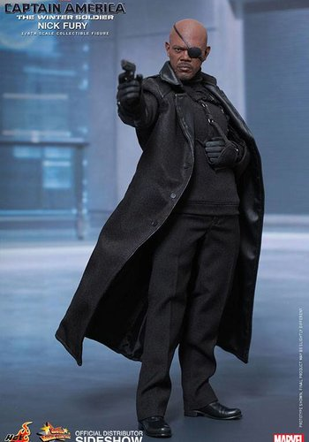 Captain America The Winter Soldier: Nick Fury 1:6 scale figure