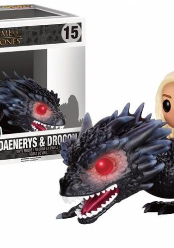 Pop! Rides: Game of Thrones - Daenerys and Drogon