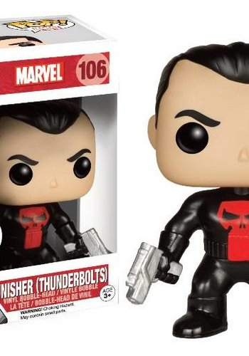 Pop! Marvel: Punisher Thunderbolt Version Limited Edition