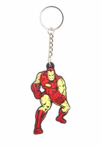 Marvel: Iron Man Rubber Keychain