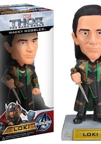 Wacky Wobbler: Thor 2 - Loki