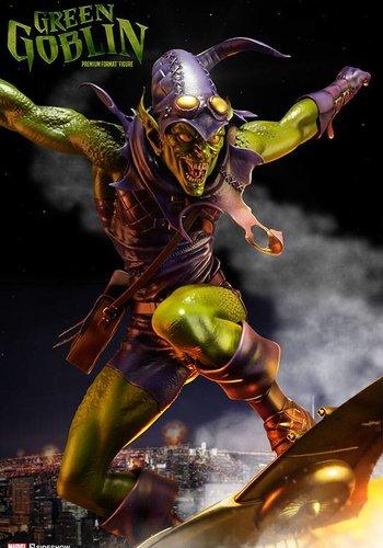 Sideshow Marvel: Green Goblin Premium Format Statue