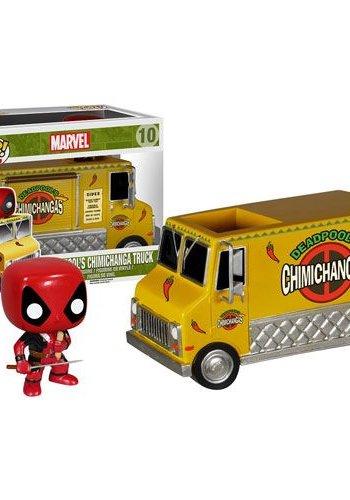 Deadpool Chimichanga Truck Pop! Vinyl Vehicle