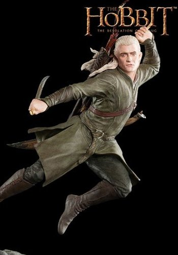 The Hobbit The Desolation of Smaug Statue 1/6 Legolas Greenleaf 30 cm