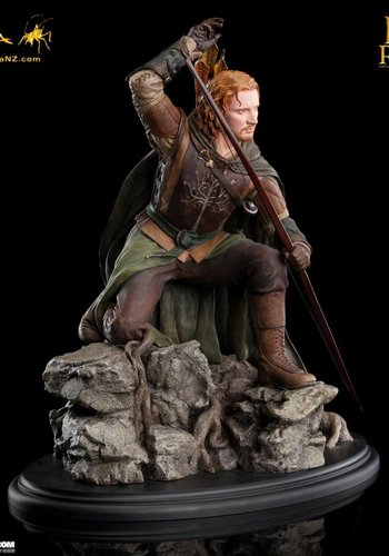 Lord of the Rings: Faramir Statue