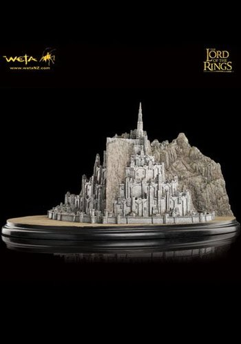 WETA Workshops Lord of the Rings Diorama Minas Tirith-Weta