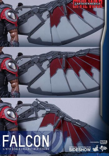 Captain America - Civil War: Falcon - Sixth scale Figure