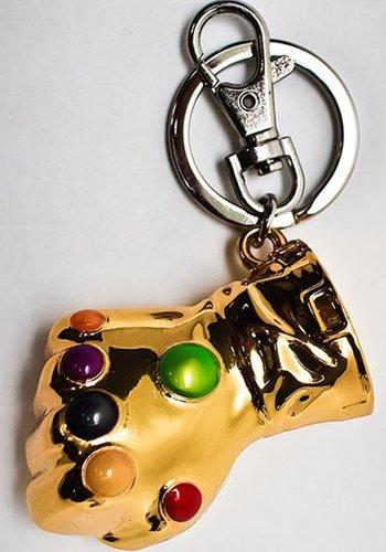 Marvel Comics Metal Keychain Infinity Gauntlet