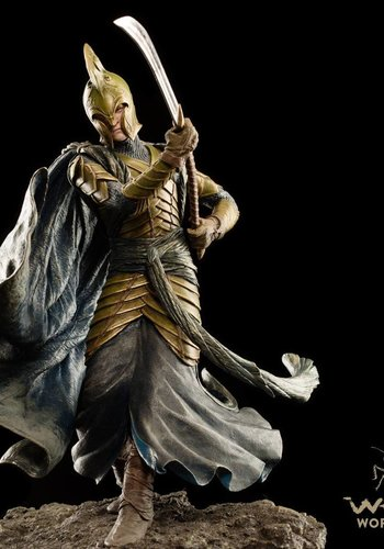 Lords Of The Rings : Elven warrior WETA