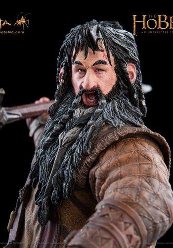 The Hobbit: Bifur 1/6th scale Statue-Weta