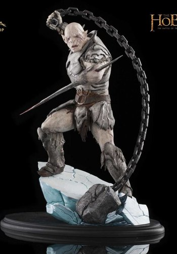 WETA Workshops THE HOBBIT: THE BATTLE OF THE FIVE ARMIES : AZOG - COMMANDER OF LEGIONS-WETA