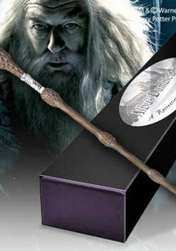 Harry Potter-Professor Albus Dumbledore Wand (Character-Edition)