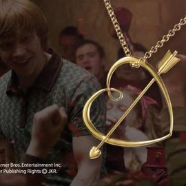 Harry Potter-Ron Weasley's Sweetheart Necklace
