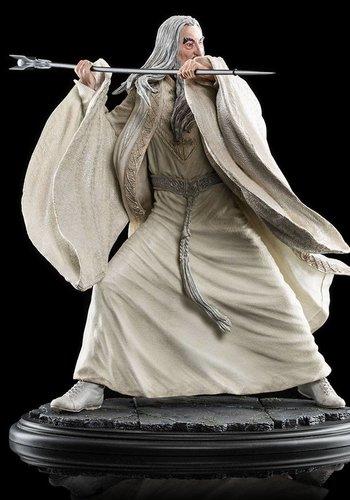 Saruman the White at Dol Guldur-Weta