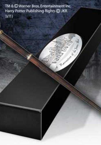 Harry Potter : Death Eater wand (swirl)