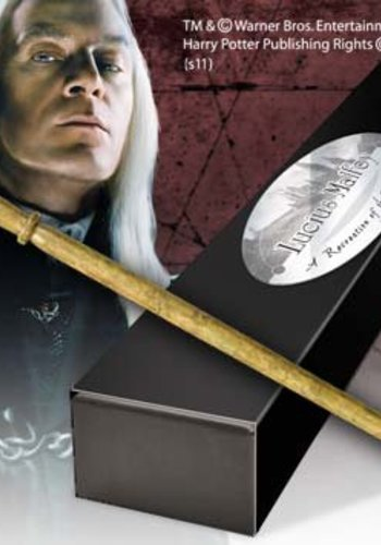Harry Potter - Lucius Malfoy's Wand
