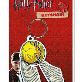 Hole In The Wall Harry Potter: Snitch Keychain